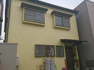 外壁塗装(静岡市駿河区S様邸)