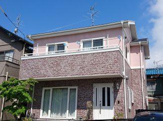 外壁・屋根塗装(静岡市駿河区小鹿 T様邸)