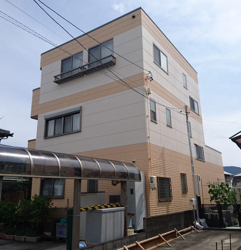 外壁・屋根塗装(静岡市駿河区下川原H様邸)