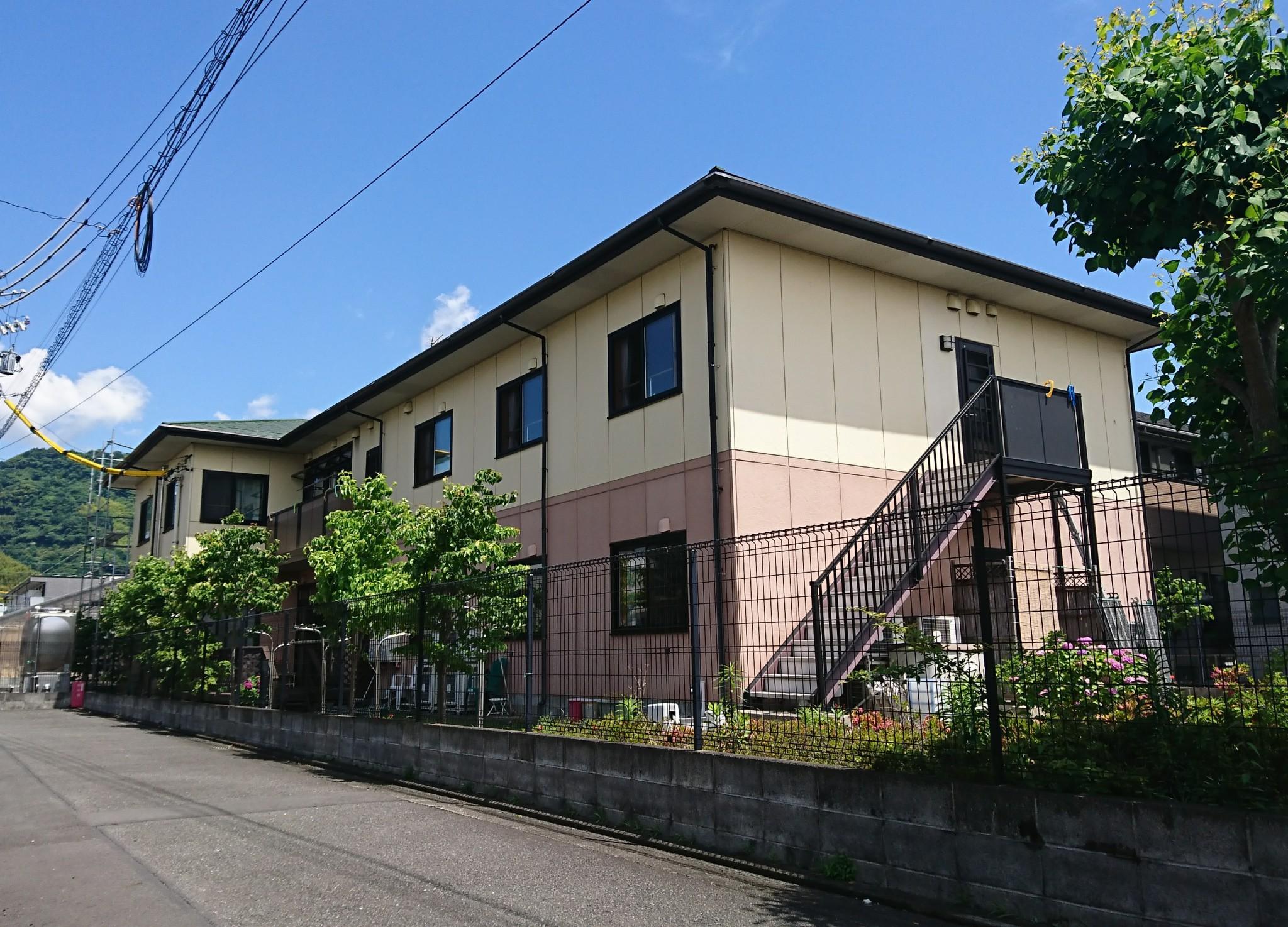外壁塗装・屋根カバー工法(静岡市清水区グループホーム様邸)