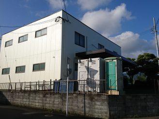 外壁塗装(静岡市清水区法人様)