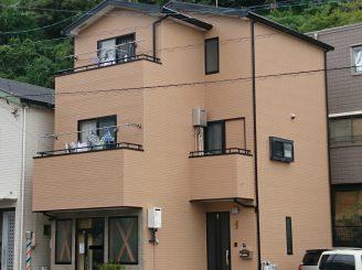 外壁・屋根塗装(静岡市葵区大岩M様邸)