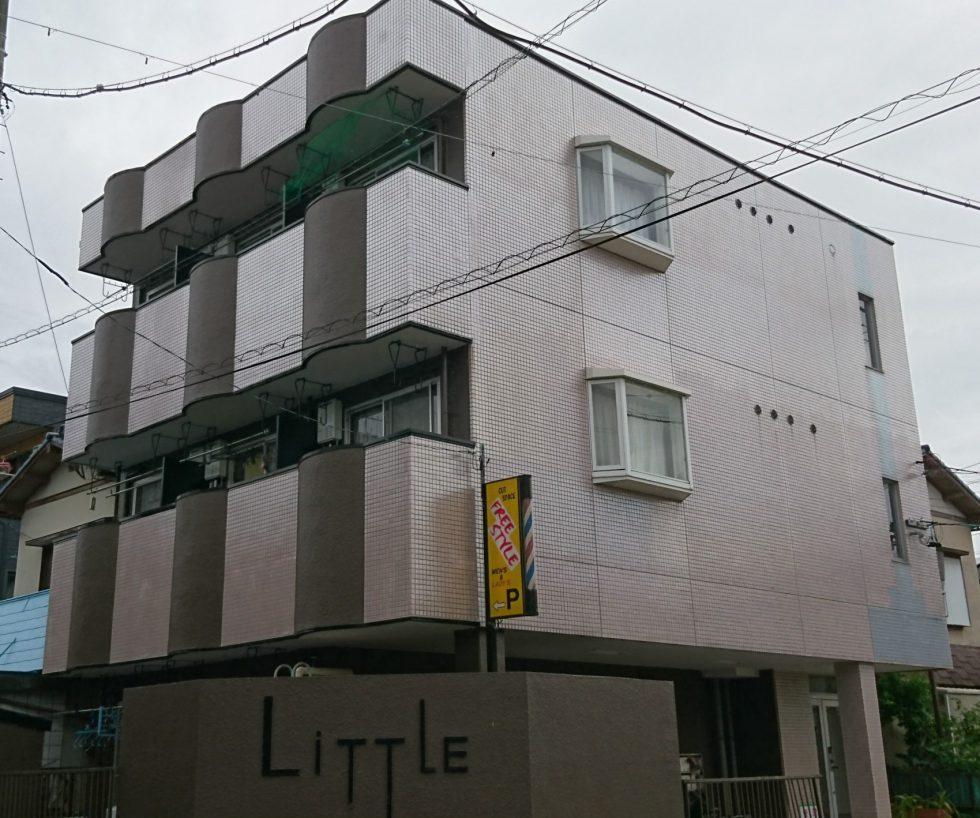 外壁・屋根塗装(静岡市駿河区小鹿アパート)