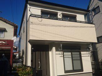 外壁・屋根塗装工事(葵区 W様邸)
