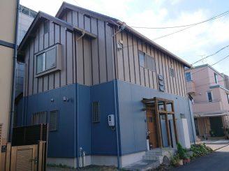 屋根・外壁塗装工事(葵区千代田T様邸)