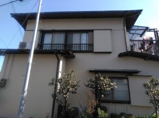 屋根・外壁塗装工事(清水区草薙杉道 K様邸)