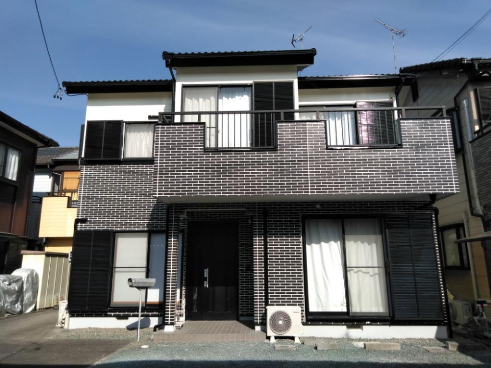 屋根・外壁塗装工事(葵区北 Y様邸)
