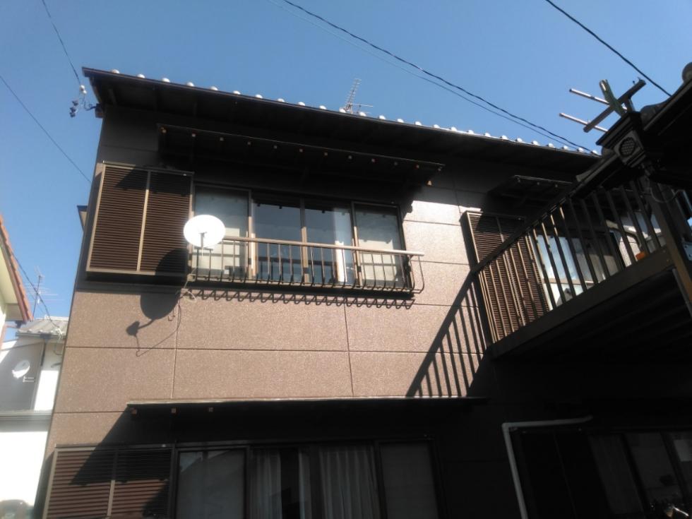 外壁塗装工事(静岡市葵区沓谷N様邸)