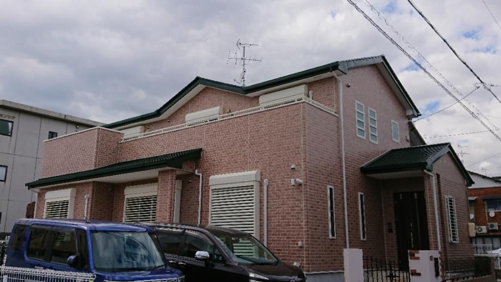 屋根外壁塗装工事(焼津市焼津М様邸)