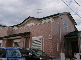 屋根、外壁塗装工事(焼津市焼津М様邸)