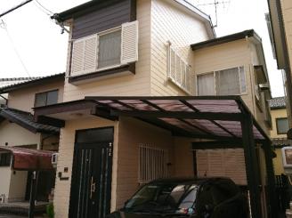 屋根外壁塗装工事(静岡市駿河区鎌田O様邸)