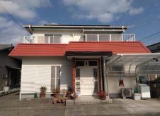 外壁・屋根塗装工事(富士市I様邸)