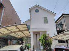 屋根・外壁塗装工事(静岡市清水区上T様邸)