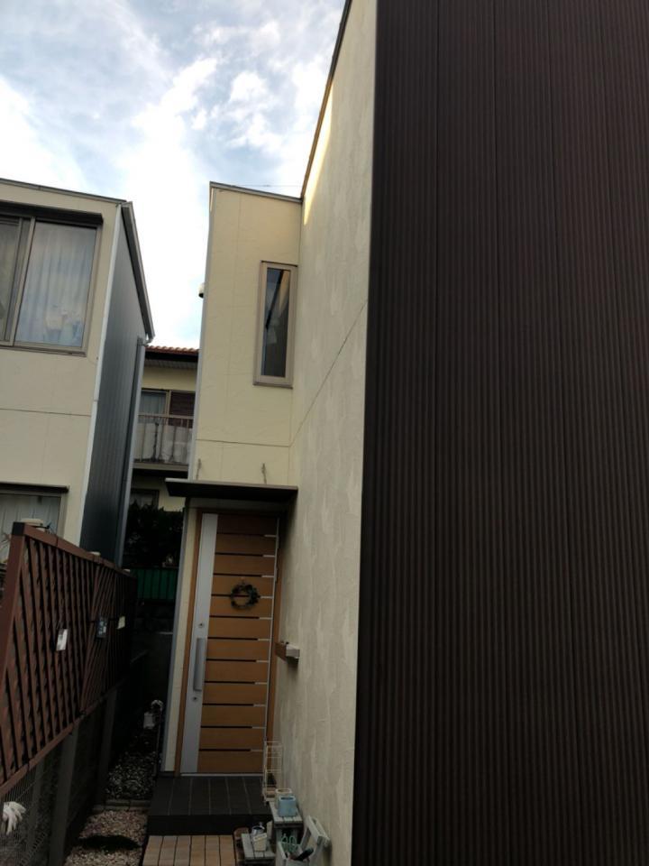 屋根・外壁塗装工事(静岡市清水区殿沢H様邸)