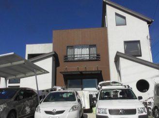 屋根、外壁塗装工事(島田市東町E様邸)