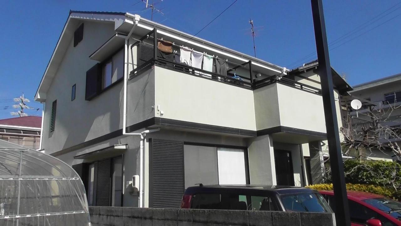 屋根・外壁塗装工事(静岡市駿河区鎌田T様邸)