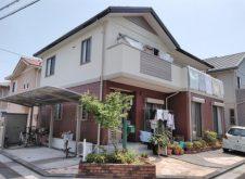 屋根カバー工法・外壁塗装工事(静岡市清水区新緑町N様邸)