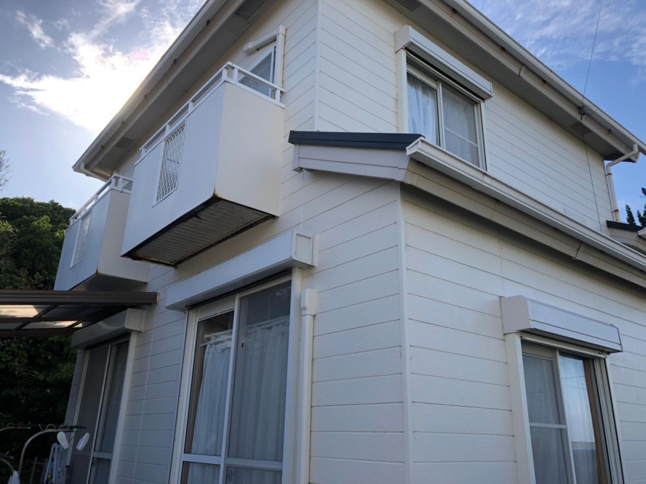 屋根・外壁塗装工事(牧之原市新庄M様邸)