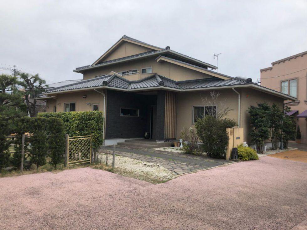 外壁塗装工事(静岡市駿河区曲金O様邸)