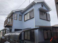 屋根・外壁塗装工事(静岡市駿河区大谷H様邸)