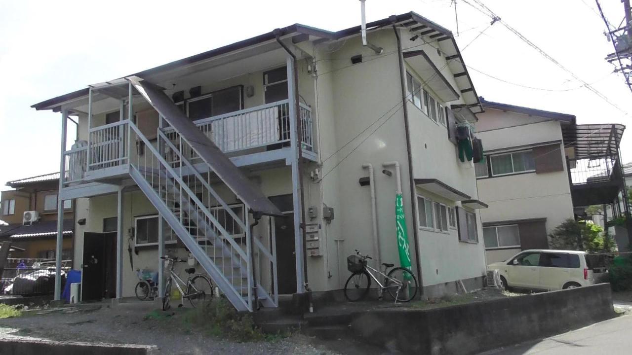屋根・外壁塗装工事(静岡市葵区川合山岸アパート様邸)
