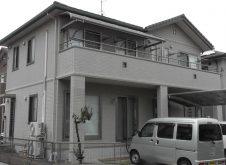 外壁塗装工事(静岡市清水区新緑町H様邸)