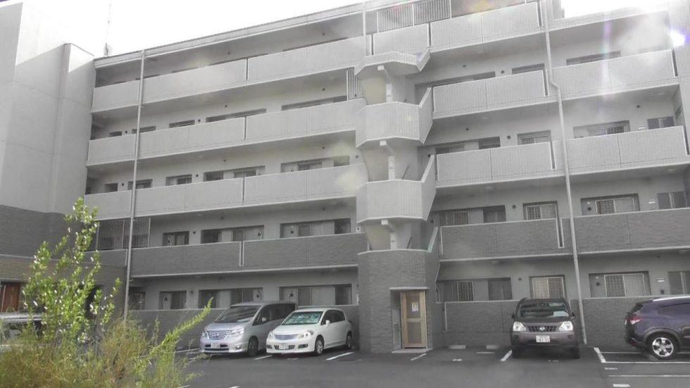 外壁・屋根塗装工事(静岡市駿河区曲金グランメールコート様邸)