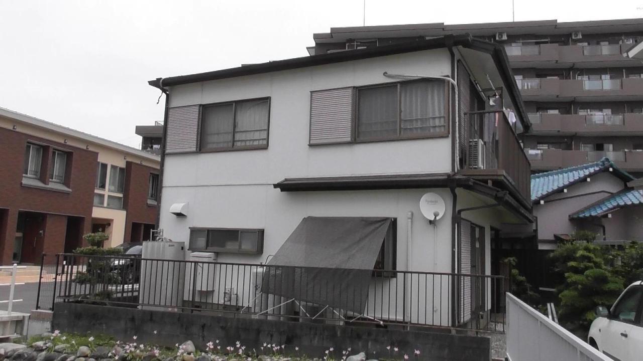 外壁・屋根塗装工事(静岡市清水区楠新田S様邸)