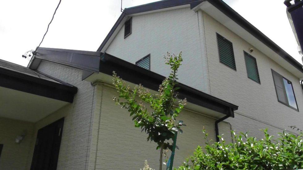 外壁・屋根塗装工事(静岡市清水区蒲原東N様邸)