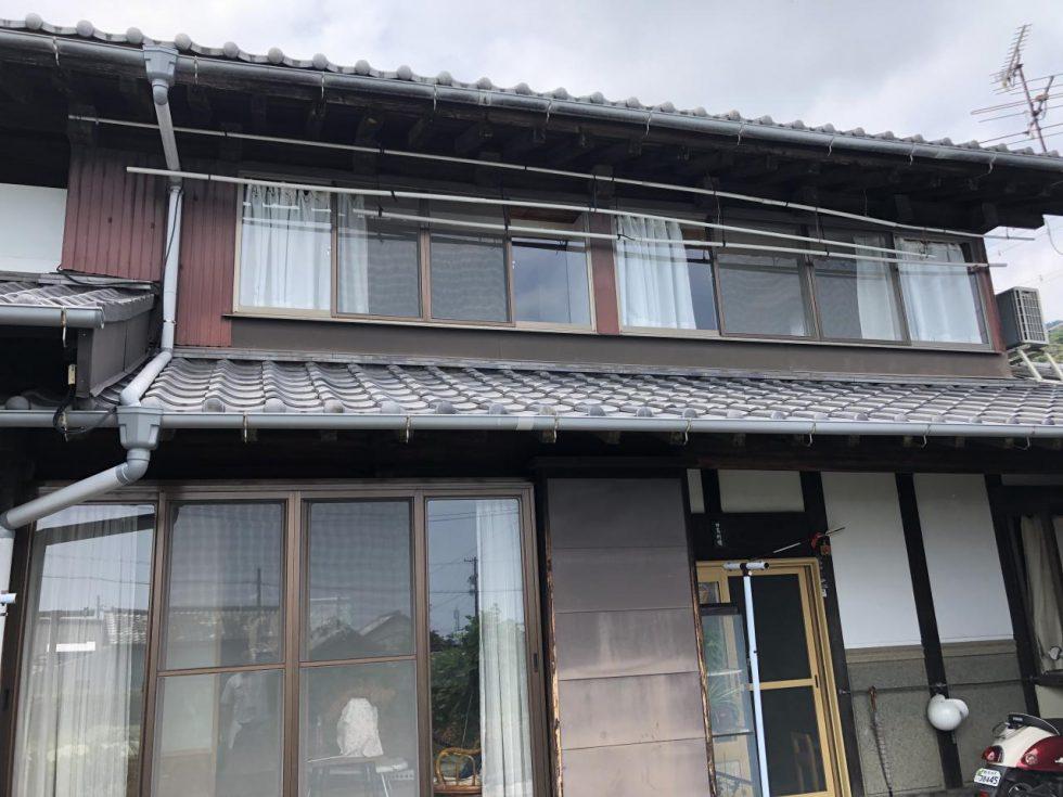 外壁・屋根塗装工事(静岡市清水区梅ヶ谷T様邸)