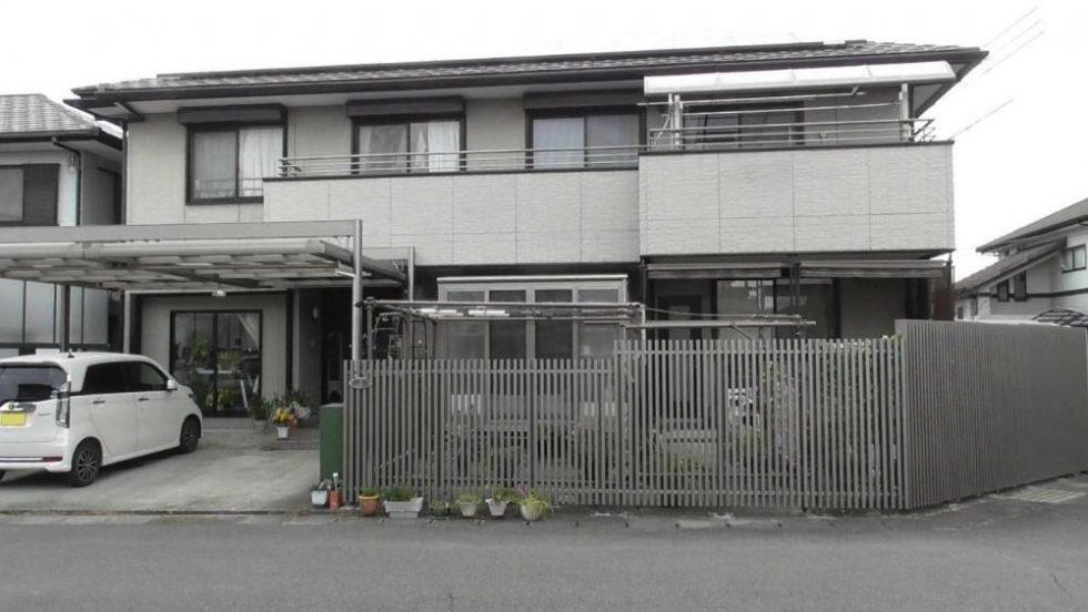外壁塗装工事(静岡市清水区蒲原W様邸)