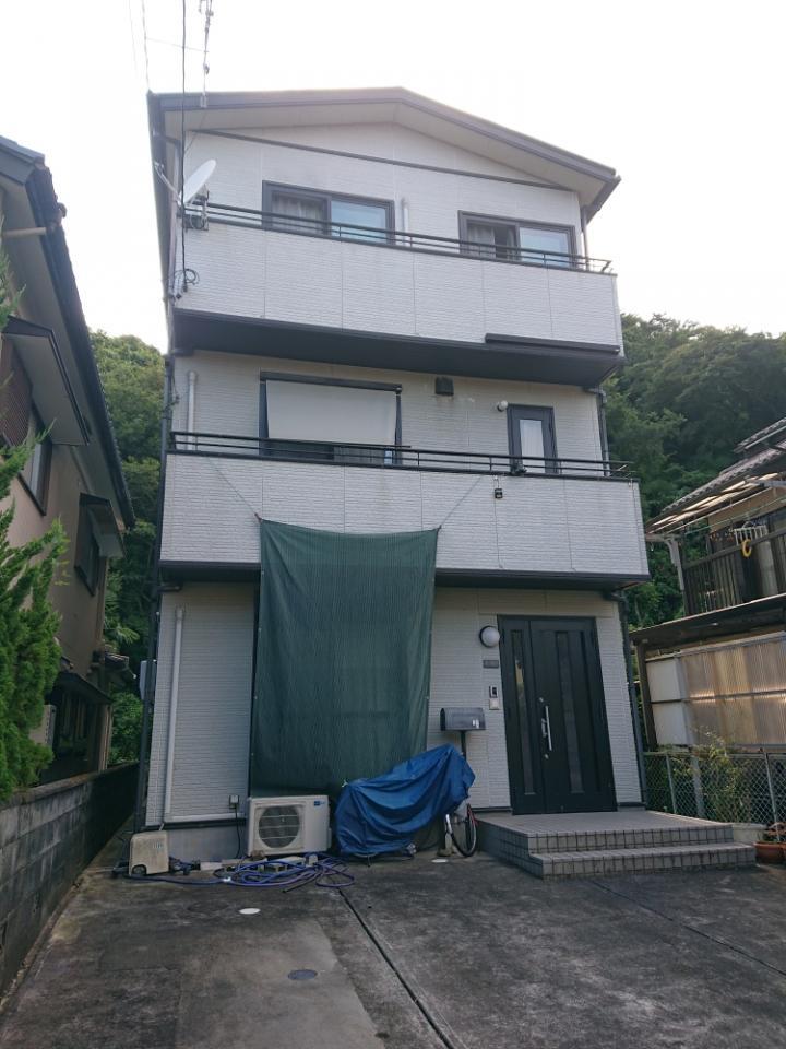 外壁・屋根塗装工事(静岡市駿河区丸子I様邸)