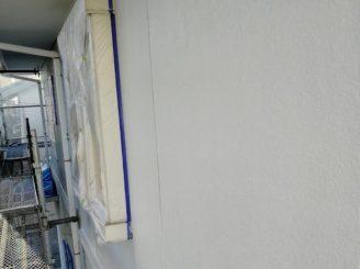 2階外壁下塗り
